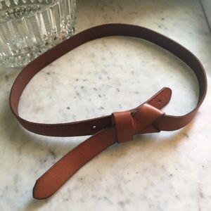 Cute leather belt #180221003